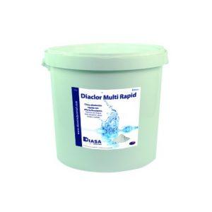 cloro granulado disolución rápida
