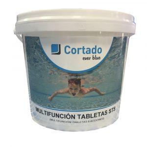 pastillas de cloro para piscinas