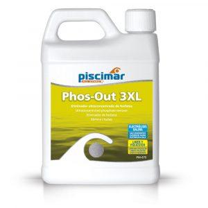 fosfatos en piscinas